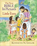 New Bible In Pictures For Little Eyes...