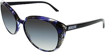 adfdb663bc0 RALPH Lunettes de soleil RA 5161 115111 Bleu Tort 62MM - - fr-shop