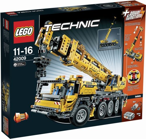 LEGO 42009 Technic Mobiler Schwerlastkran