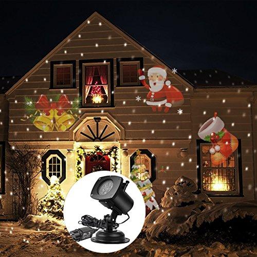 delipop weihnachten projektorlicht innen und outdoor led. Black Bedroom Furniture Sets. Home Design Ideas
