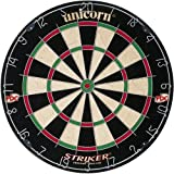 Unicorn Dartboard Striker Bristle - Black/White/Red/Greenby Unicorn