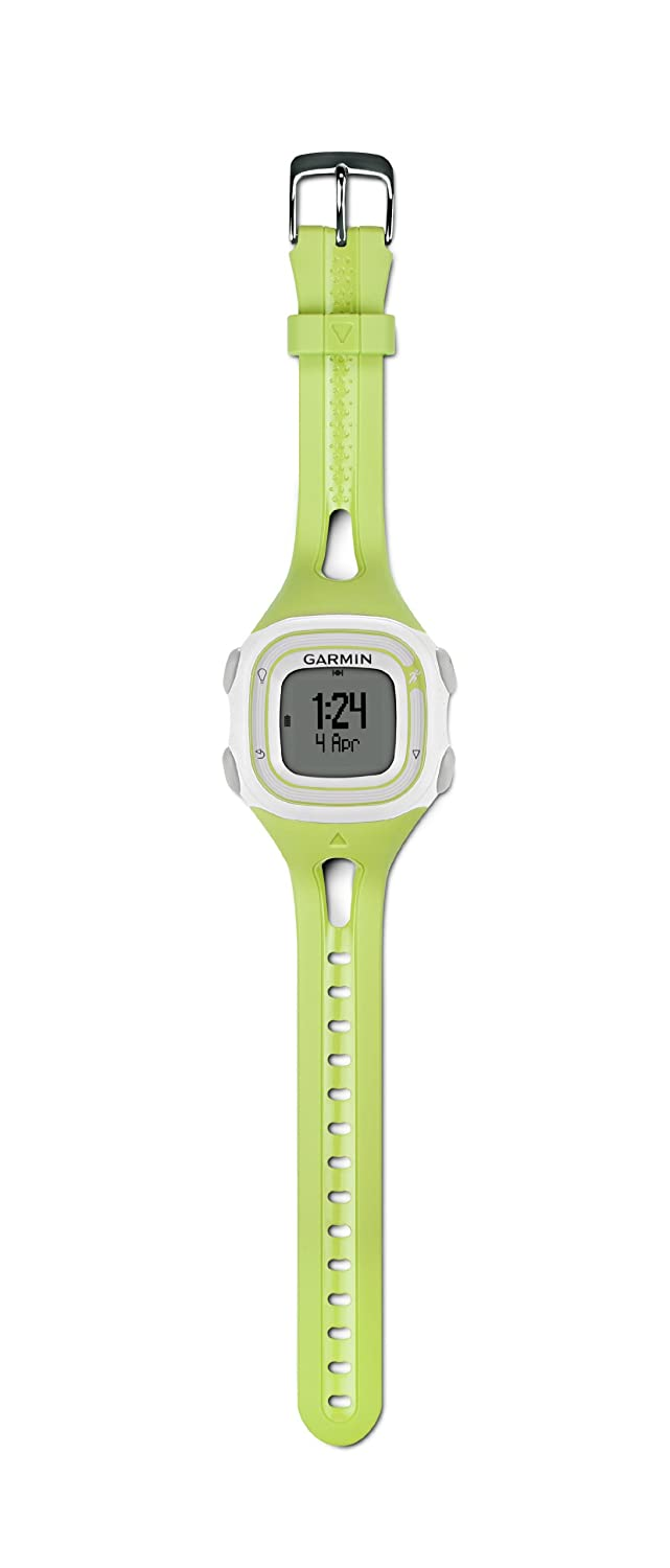 how to use the garmin watch forerunner