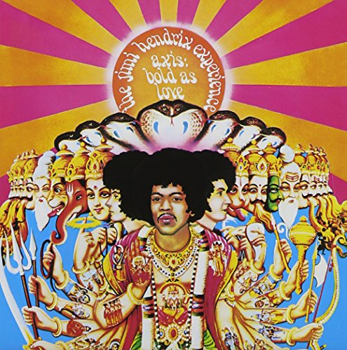 Jimi Hendrix - Axis Bold As Love (Vinyl) - Zortam Music