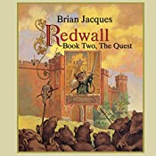 Redwall: Book Two: The Quest | Brian Jacques