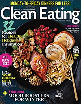 1-Year Clean Eating Magazine Subscription