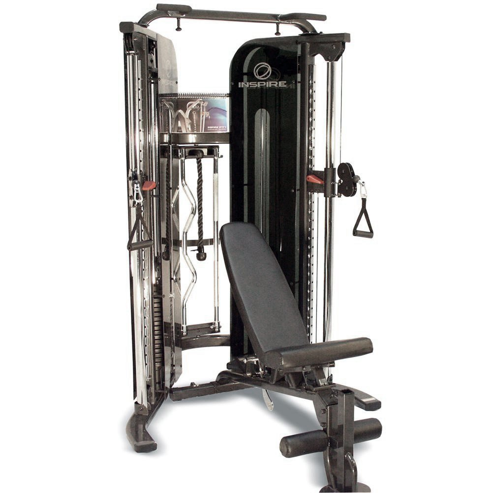 Gym Equipment Europe: Inspire Fitness Multi Gym Smith Machine FT1 Functional