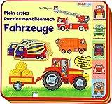 Mein erstes Puzzle-Wortbilderbuch - Fahrzeuge