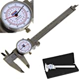 Anytime Tools Dial Caliper 6
