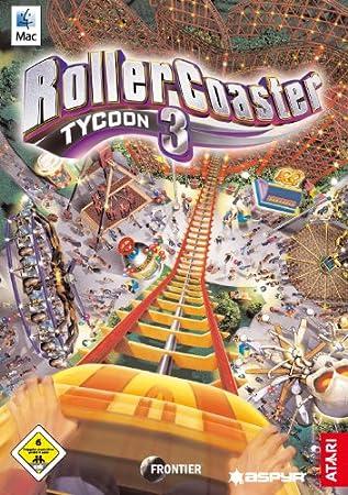 Rollercoaster Tycoon 3 [Edizione : Francia]