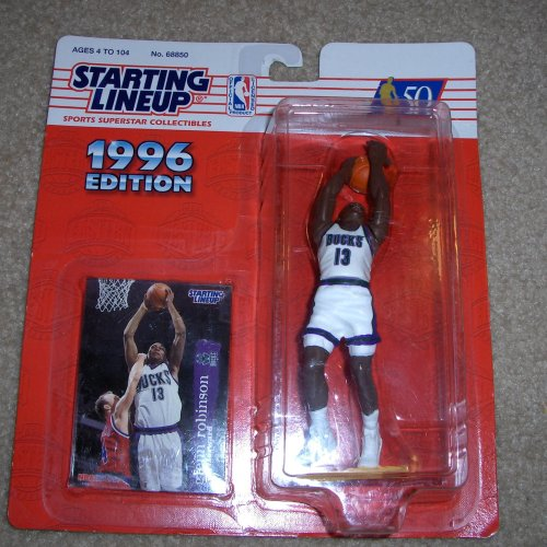 1996 Glenn Robinson NBA Starting Lineup [Toy]