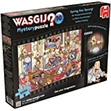 Wasgij Mystery Spring Has Sprung Jigsaw Puzzle (1000 Pieces)