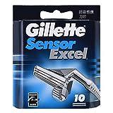 Gillette Sensor Excel-50 Count (5 x 10)
