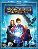 The Sorcerers Apprentice (Two-Disc Blu-ray / DVD Combo)