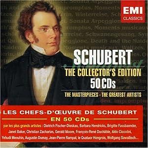 """EMI's """"Schubert Edition"""" [50 CDs] - The Classical Music"""