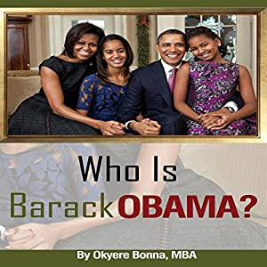 Who Is Barack Obama? Audiobook