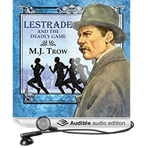 Lestrade and the Deadly Game (Unabridged)