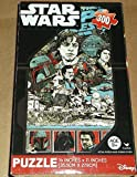 Cardinal Industries Star Wars Jigsaw Puzzle - 300 pieces - Empire Strikes Back - Luke, Leia, Han, Boba Fett, Yoda, and More pictured