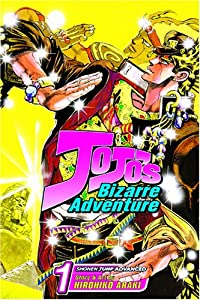 JoJo's Bizarre Adventure, Vol. 1