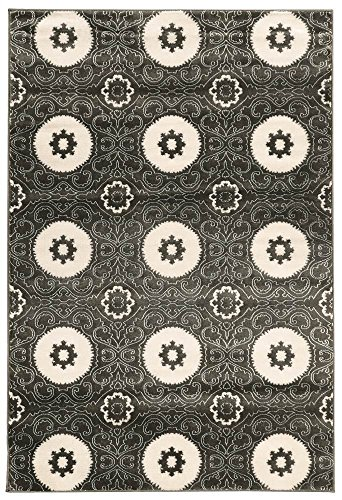Contemporary Area Rug (7 ft. 6 in. L x 5 ft. 3 in. W (25 lbs.))