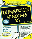 Dummies 101:  Windows 95 (076450181X) by Rathbone, Andy
