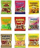 Haribo Gummi Candy Assorted 9 Packs