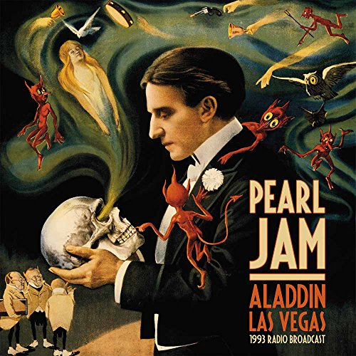 Album Art for Aladdin, Las Vegas 1993 by Pearl Jam