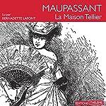 La maison Tellier | Guy de Maupassant