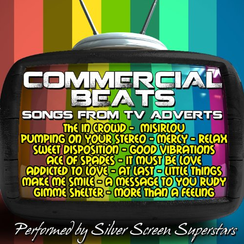 Commercial Beats - Songs From TV Adverts (Commercial Songs compare prices)
