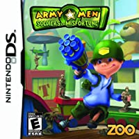 Army Men Soldiers of Misfortune - Nintendo DS