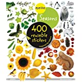 "Seasons: 400 Reusable Stickers Inspired by Nature (Eye Like Stickers)von ""Playbac Publishing"""