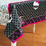 Monster High Tablecover Paper Birthday Party Supplies Girl