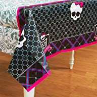 Monster High Tablecover Paper Birthda…