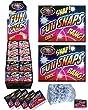 New Original Fun Snaps Paper Throwdown Outdoor Fun Snaps 30 BOX (1500 SNAPS) Boys Girls Children Playing item