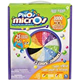 PixOs Micros 6014639 Exclusive Super Refill Kit with 3000 Beads and 25 Accessories