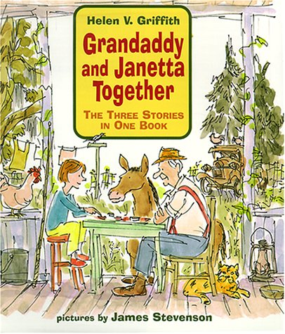Grandaddy and Janetta Together: The Three Stories in One Book PDF