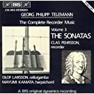 Telemann: Complete Recorder Music, Vol. 3