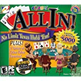 All In: No Limit Texas Hold 'Em - Jewel Case (PC)