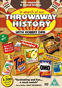 In Search of Our Throwaway History
