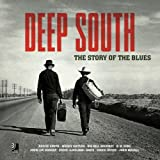 Deep South: The Story of Blues (Fotobildband inkl. 4 Musik-CDs)