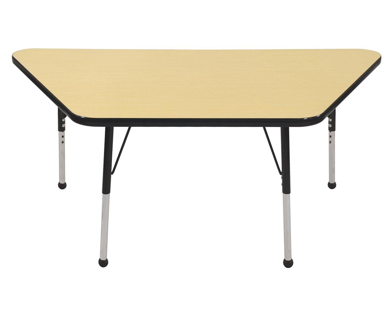 ecr4kids-preschool-classroom-kids-adjustable-activity-table-trapezoid-30-x-60-elr-14119-mbbk-ts