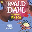 Fantastic Mr Fox Audiobook by Roald Dahl Narrated by Chris O'Dowd