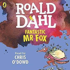 Fantastic Mr Fox Audiobook