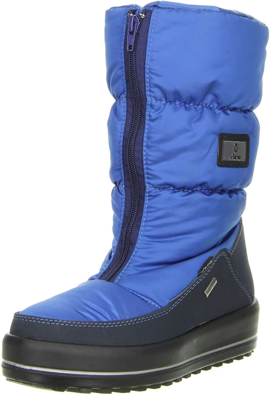 Vista Kinder Winterstiefel Snowboots blau günstig kaufen