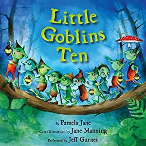 Little Goblins Ten Audiobook