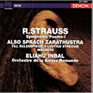 Richard Strauss: Also Sprach Zarathustra, Op.30, Till Eulenspiegels Lustige Streiche, Op.28 & Macbeth, Op.23