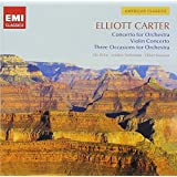 Elliott Carter: Concerto for Orchestra