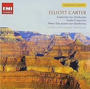 American Classics: Elliott Carter