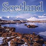Scotland 2011 Wall Calendar #30253-11