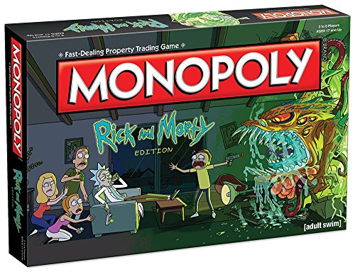monopoly-rick-morty-board-game