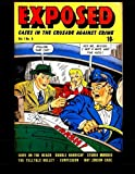 img - for Exposed #5: Golden Age Crime Comic 1948 book / textbook / text book